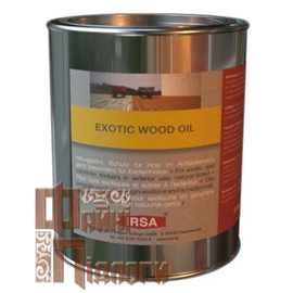 ОЛІЯ IRSA EXOTIC WOOD OIL, 2,5 літра